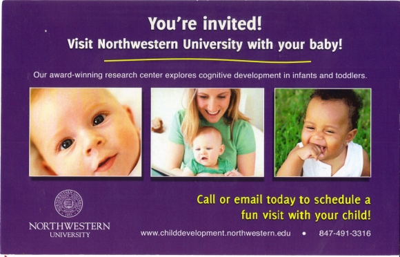 northwestern baby shower gifts